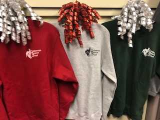 DRT Sweat Shirts - All sizes available - Black,